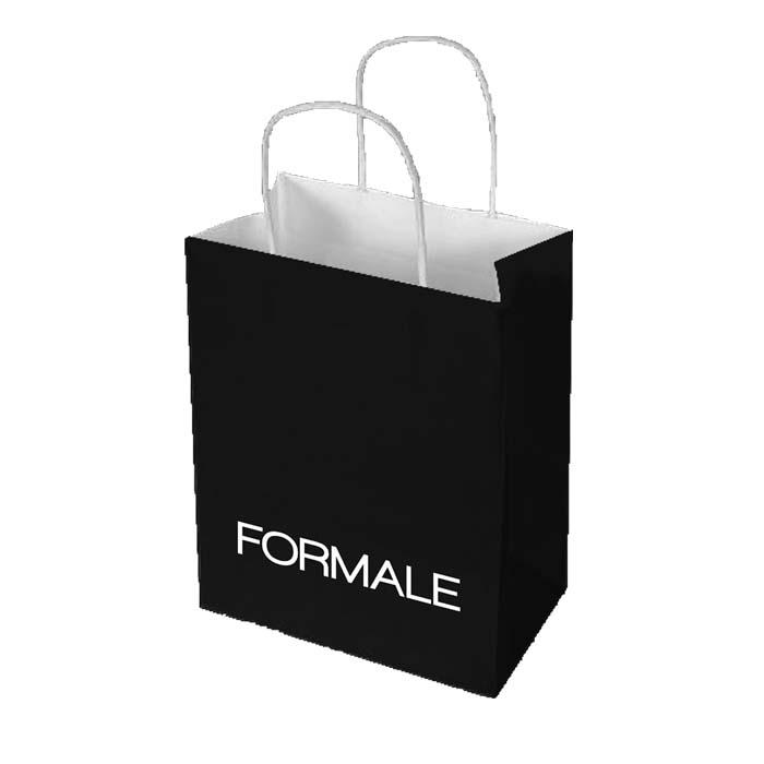 Paperinyöri-Paperikassi - Formale