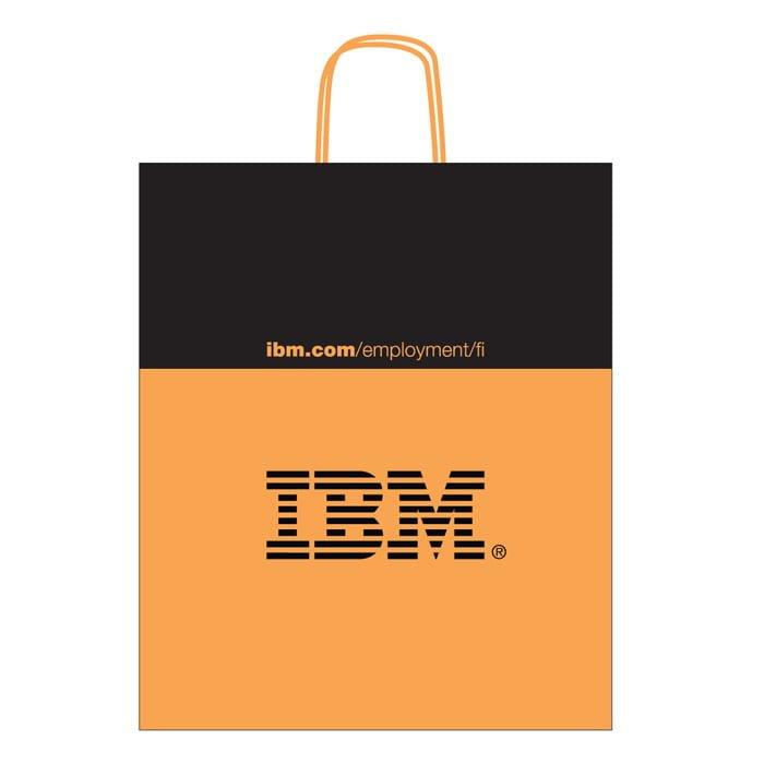 Paperinyöri-Paperikassi - IBM